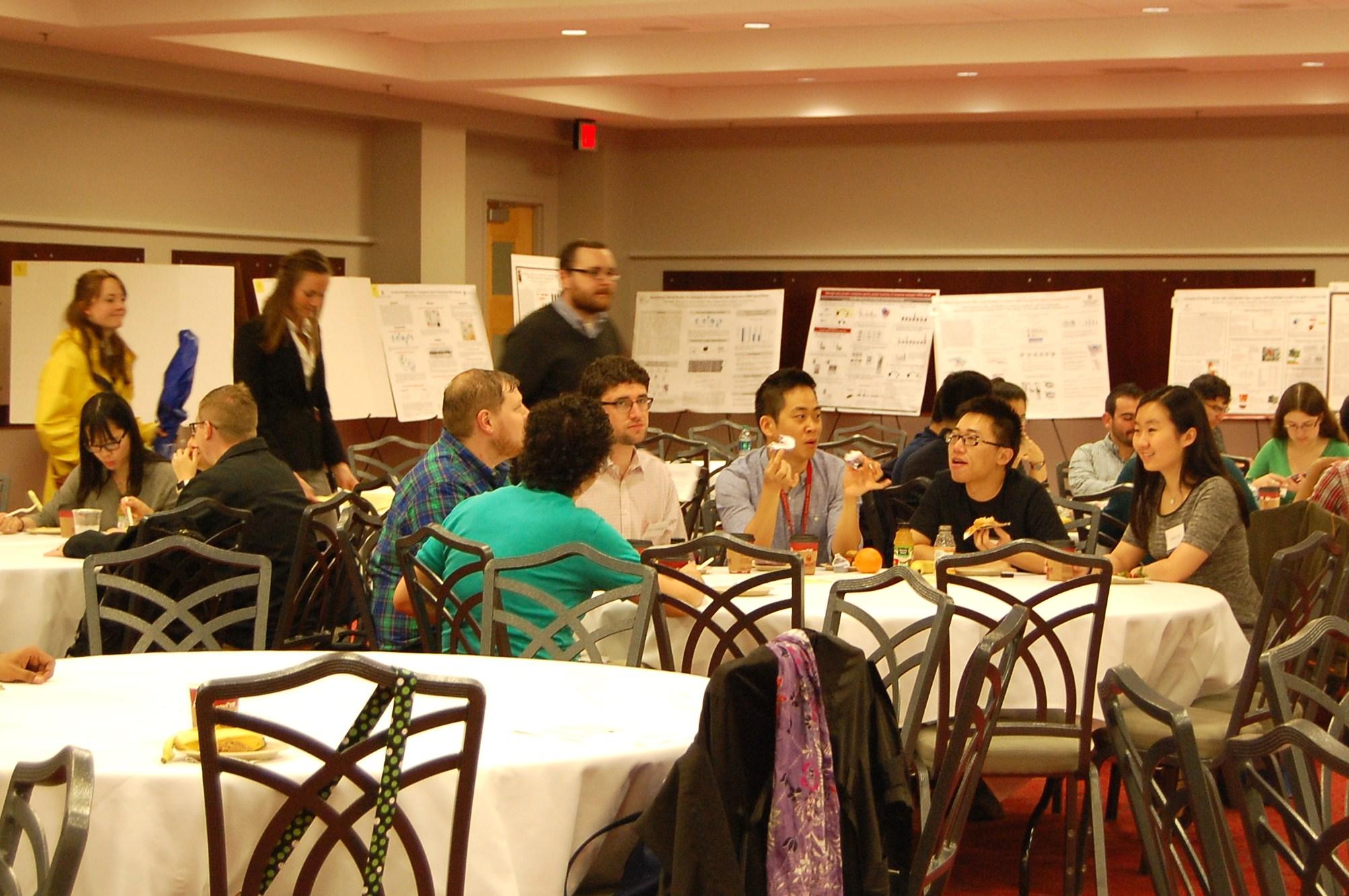 Symposium breakfast3