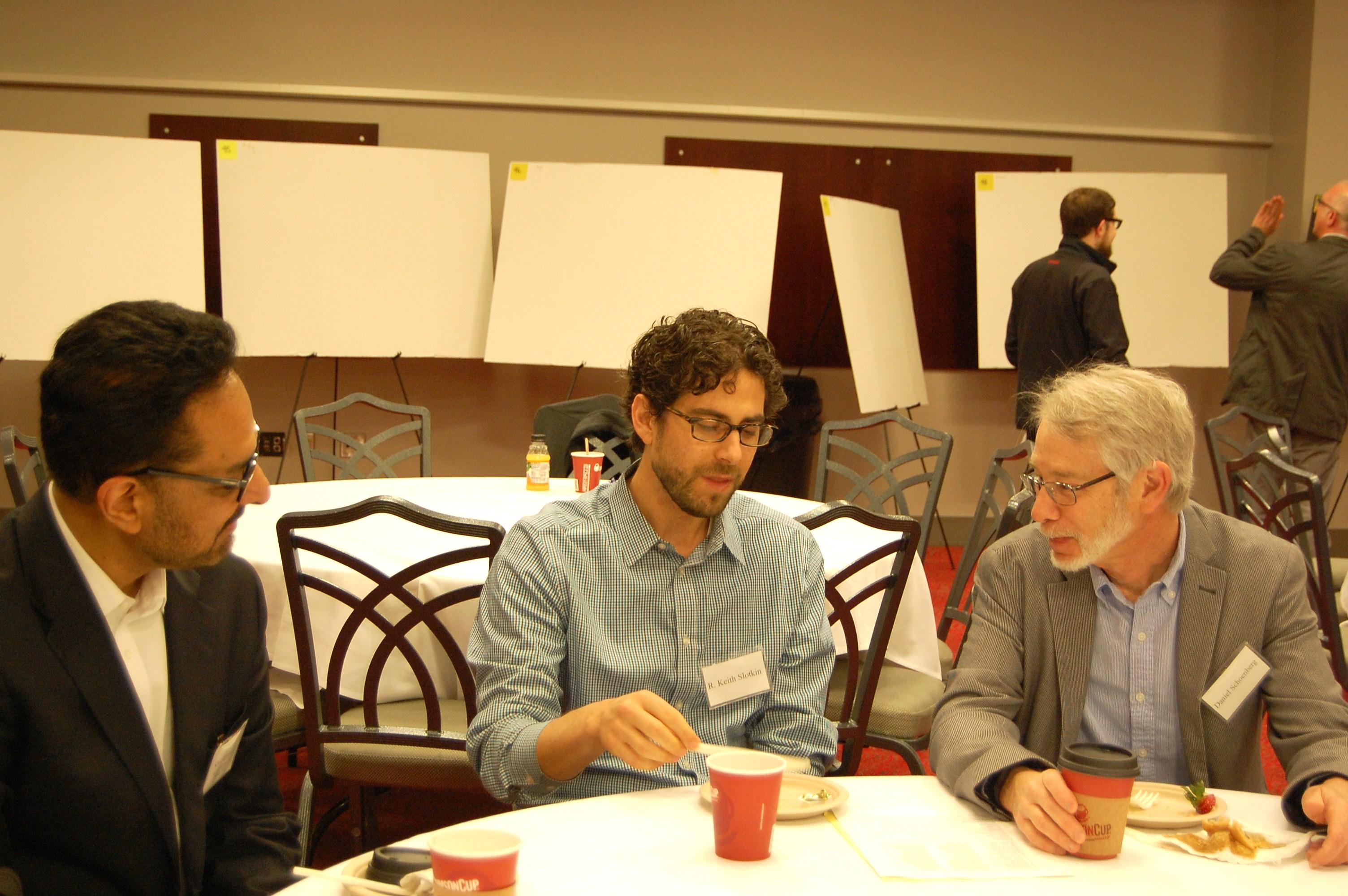 Symposium breakfast4Grewal